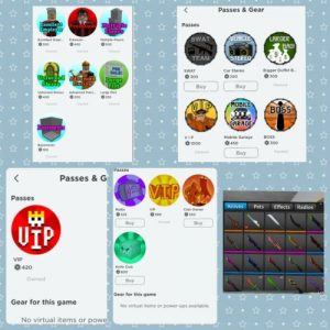 ROBLOX ACCOUNT! $500! Many items in inventory and game passes!!! R.D