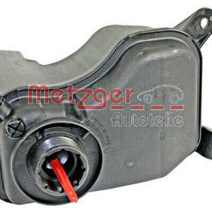 Metzger Coolant Expansion Tank For BMW X1 Z4 E81 E82 E84 E87 E88 17137519368