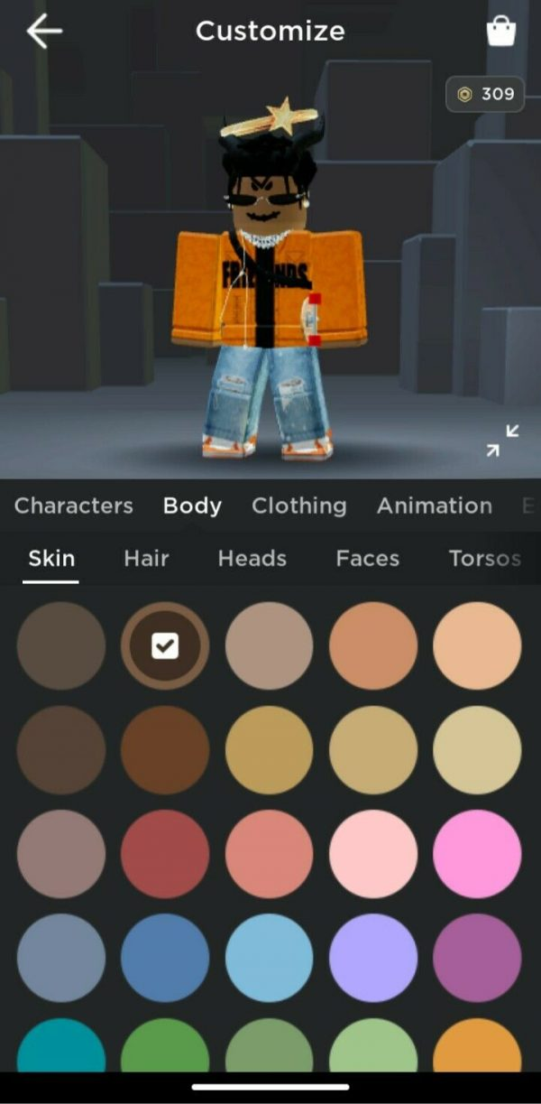 roblox account stacked😳 fr tho