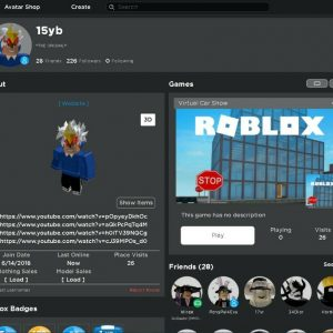 RARE ROBLOX ACCOUNT | 31+ USERS, OFF-SALE ITEMS, COOL COLLECTIBLES, AND MORE!
