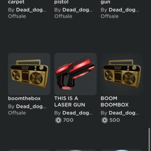 roblox account stacked (over 200 dollars spend on it!)