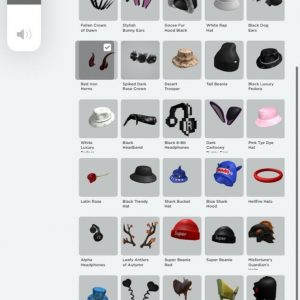 Insanely Stacked 2018 Roblox Account Over 730 items!!