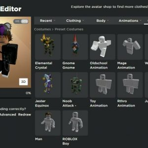 Roblox Account - Violet Valk - Extreme Headphones - And More!