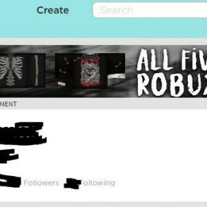 stacked Roblox Account 2016 korblox