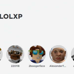 Stacked Roblox Account 40k+ Value EXTREMELY RICH WITH LOTS OF ROBUX