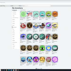 roblox stacked account (over $660 spent) (comes With Over 400 Fossil Eggs & More